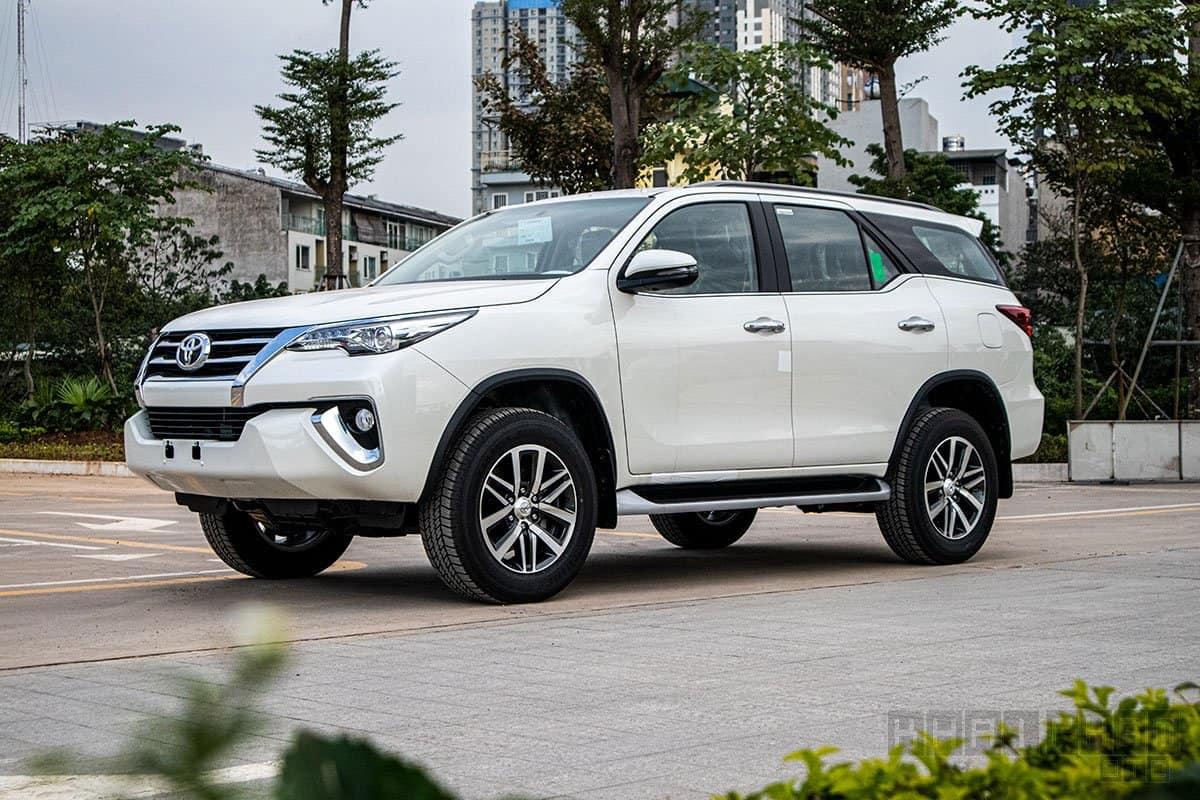 Bảng Báo Giá Phụ Tùng Xe Toyota 7 Thanh Phong Auto HCM