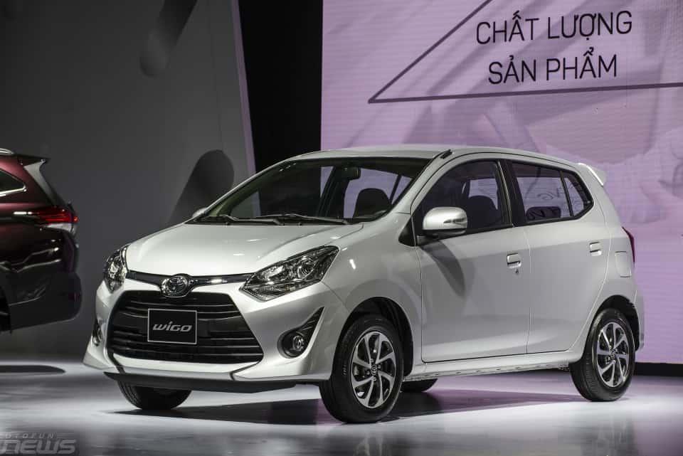 Bảng Báo Giá Phụ Tùng Xe Toyota 1 Thanh Phong Auto HCM