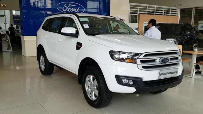 Bảng Báo Giá Phụ Tùng Xe Ford 3 Thanh Phong Auto HCM