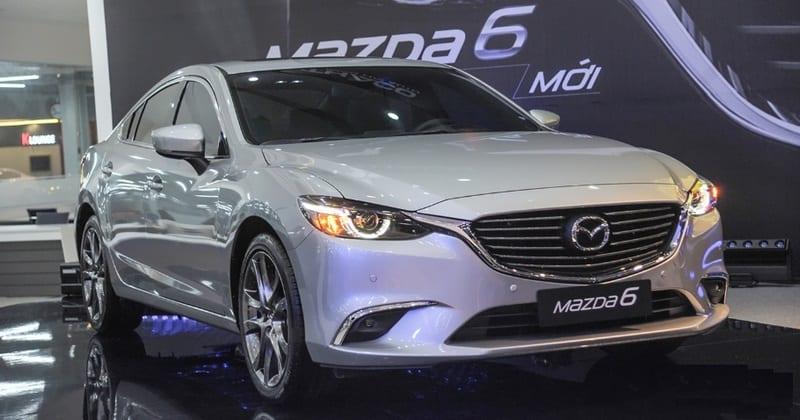 Bảng Báo Giá Phụ Tùng Xe Mazda 6 Thanh Phong Auto HCM