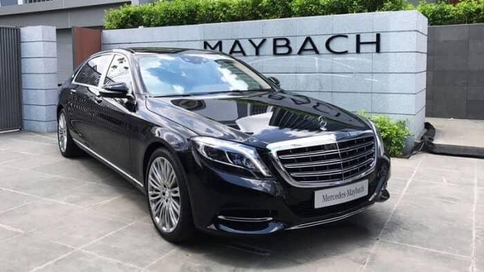 Bảng Báo Giá Sửa Chữa, Bảo Dưỡng Xe Mercedes 4 Thanh Phong Auto HCM