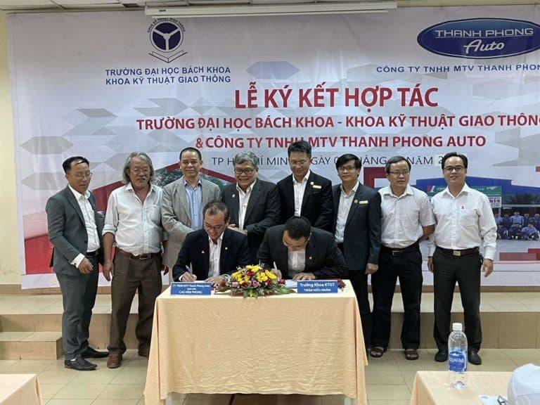 Chương Trình Đào Tạo Tại Thanh Phong Auto 1 Thanh Phong Auto HCM