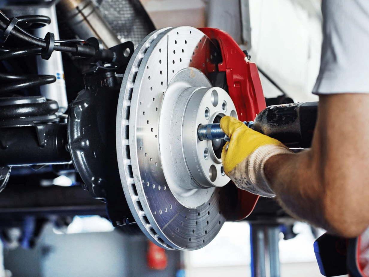 Chuyên sửa chữa, thay thế phanh xe ô tô