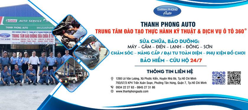 Training Program at Thanh Phong Auto 2 Thanh Phong Auto HCM