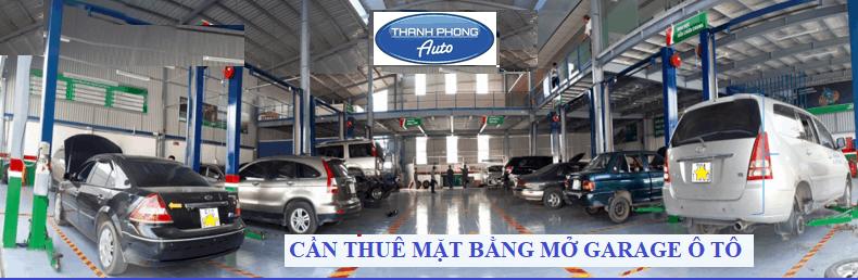 CẦN THUÊ MẶT BẰNG MỞ GARAGE Ô TÔ KHU VỰC QUẬN 4 7 8 4 Thanh Phong Auto HCM