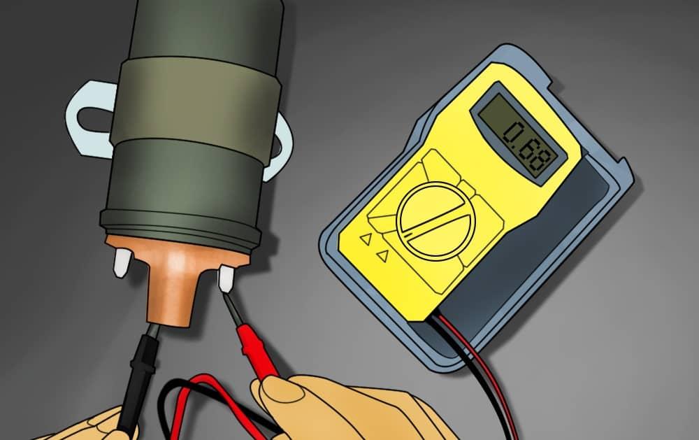 cách kiểm tra bobin đánh lửa