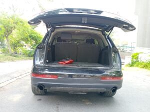 Selling Audi Q7 2008 Car Price 9XX 8 Thanh Phong Auto HCM