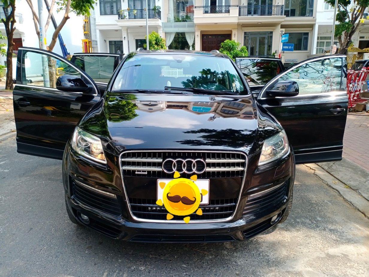 Bán Xe Audi Q7 Đời 2008 Giá 9XX 20 Thanh Phong Auto HCM