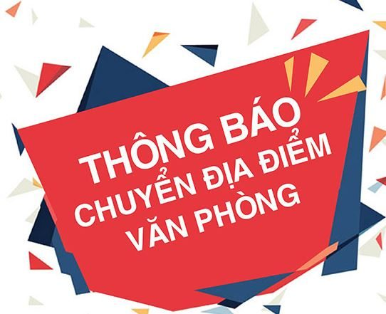 Notice of Relocation of Office & Auto Repair Service Workshop 6 Thanh Phong Auto HCM