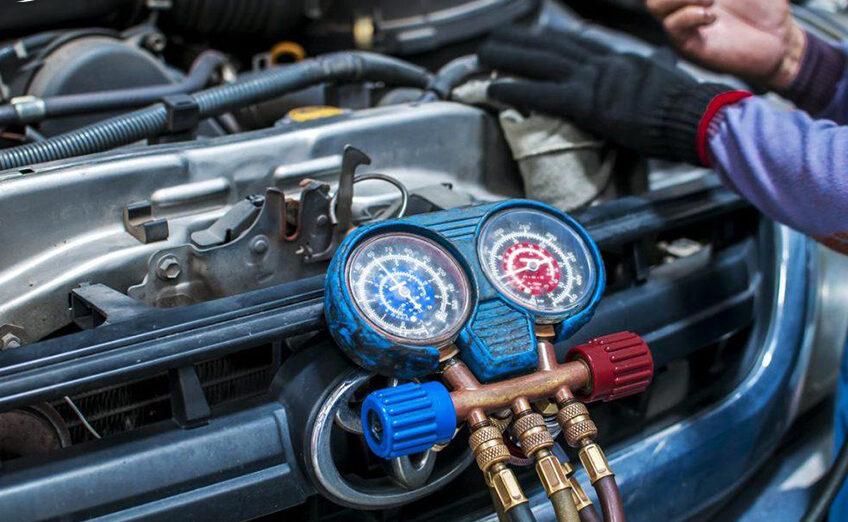 lưu ý khi bảo dưỡng điều hòa ô tô
