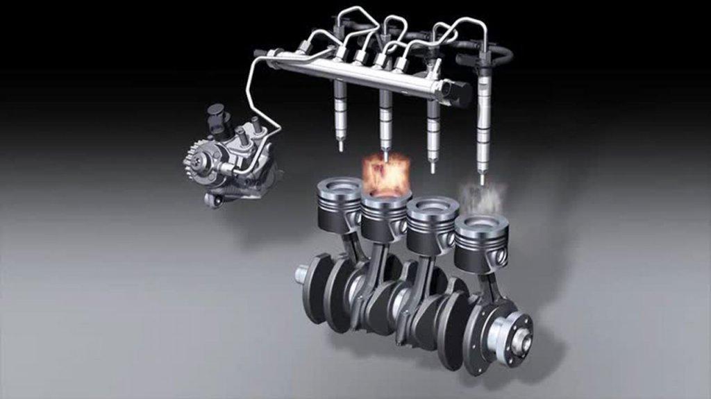 hệ thống phun dầu điện tử