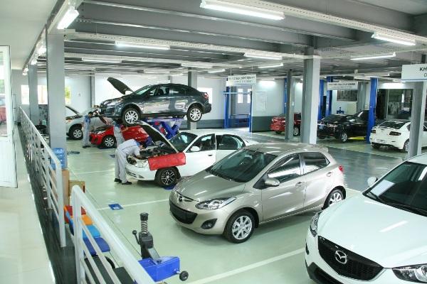 Top 12 Nơi Sửa Chữa, Bảo Dưỡng Ô Tô Ở Quận 10 2 Thanh Phong Auto HCM