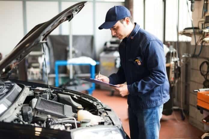 gara sửa chữa ô tô chuyên nghiệp hcm