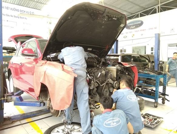 Top 10 Gara Sửa Chữa, Bảo Dưỡng Ô Tô Ở Quận 5 Uy tín 3 Thanh Phong Auto HCM