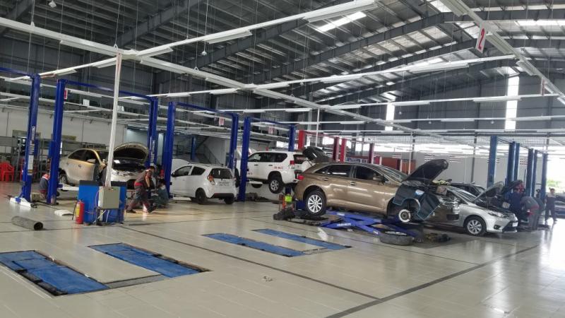 TOP gara sửa chữa, bảo dưỡng ô tô uy tin tại Quận 10