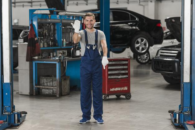 gara sửa chữa bảo dưỡng ô tô chuyên nghiệp ở thủ đức